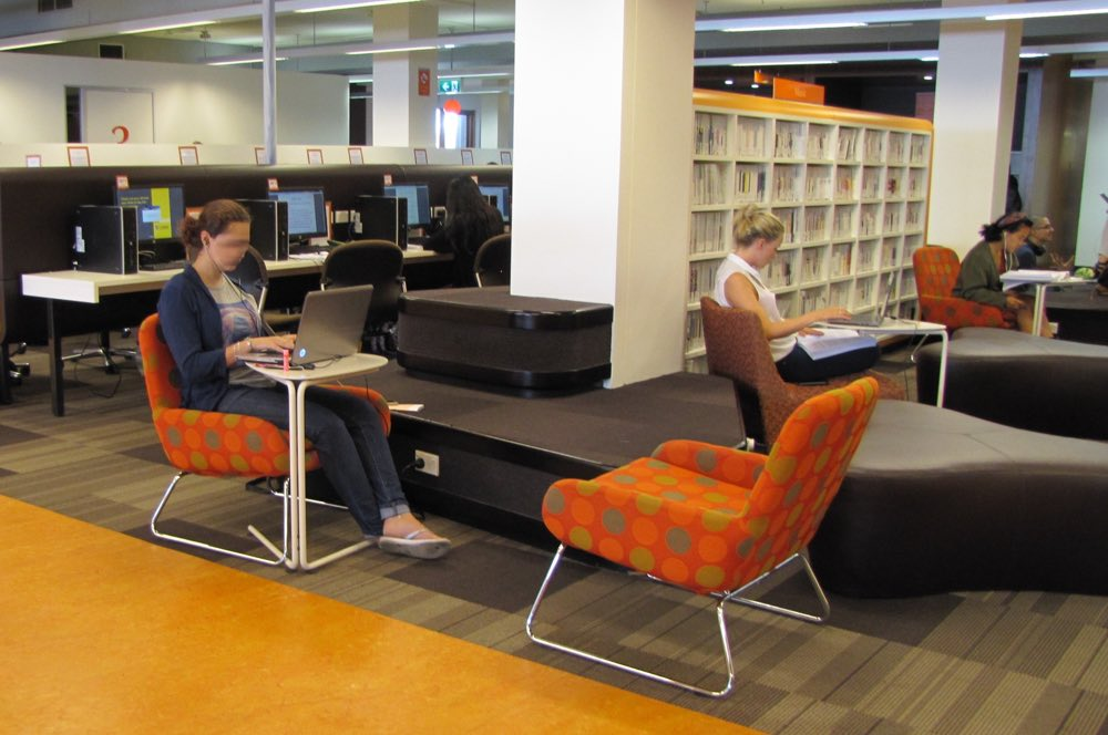 SPARROW Table in use at the University of NSW.