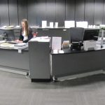 MAXX 1675 and MAXX 2100, positioned with a shared storage module in the centre, at The Alexander Turnbull Library.