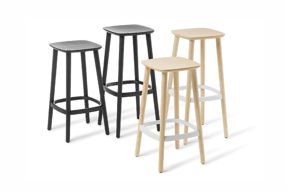NOMA Stool come in two sizes.