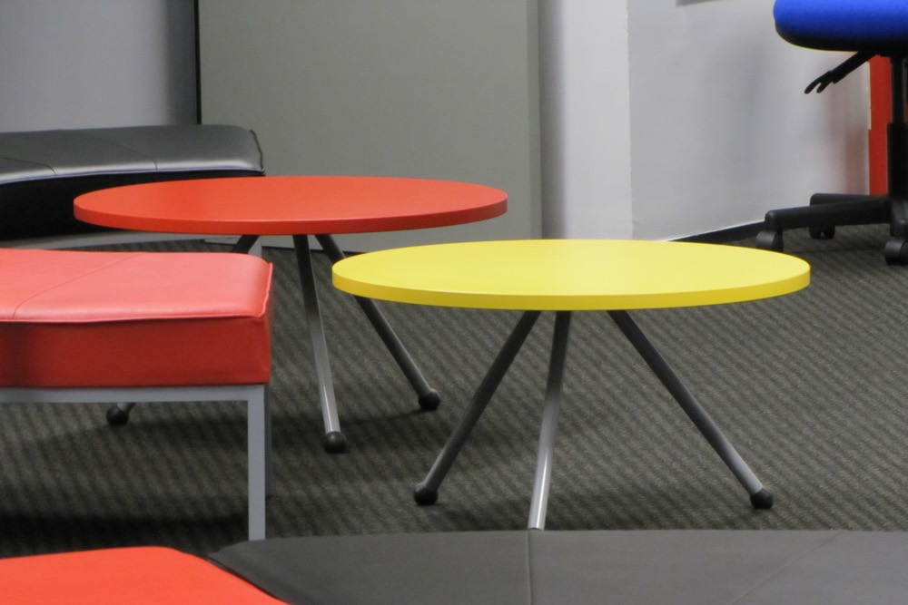 EXPRESSO Round Tables at MIT New Market Campus.