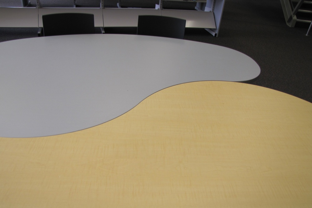 T9 COMMA Table detail.