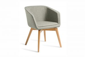 MARTINA Chair— a contemporary design with comfort and durability.