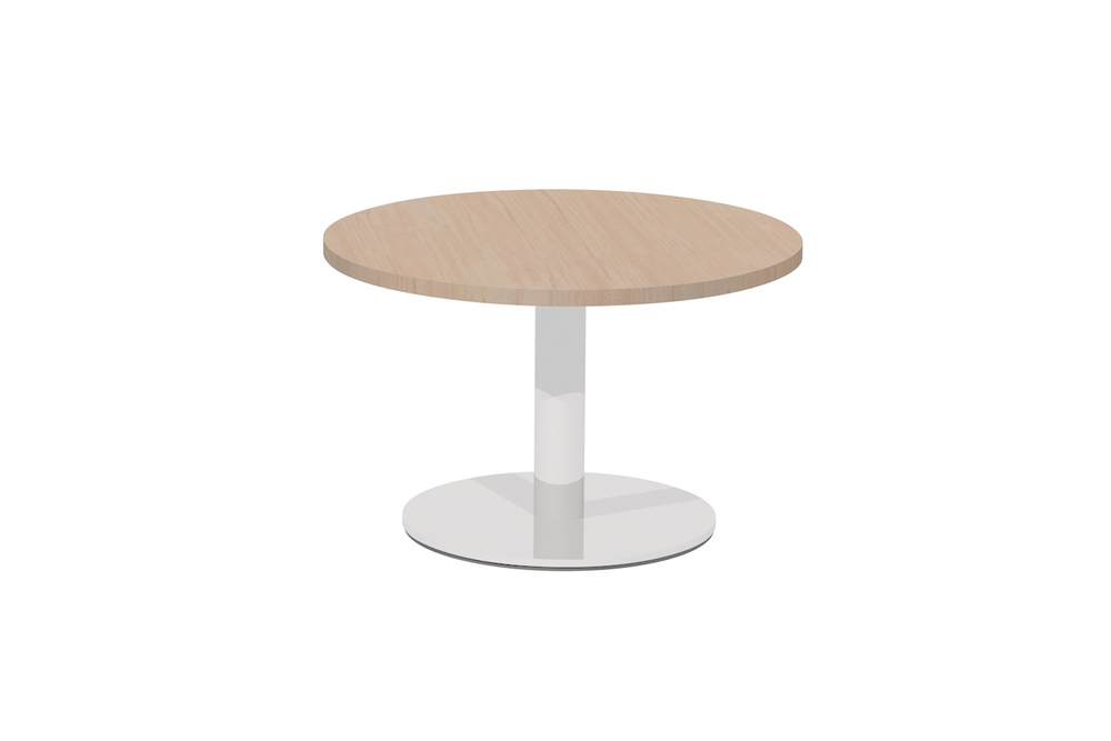 T4 LOW Round Table / Pedestal Base.