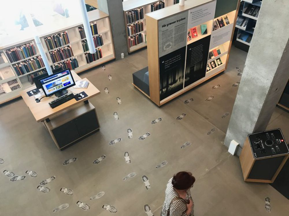 Sønderborg City Library, Interior